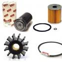 YANMAR 4LH-STP/DTP Service kit