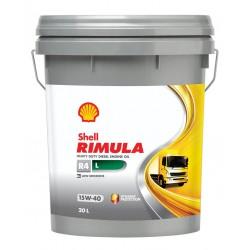 Shell-rimula-15W-40
